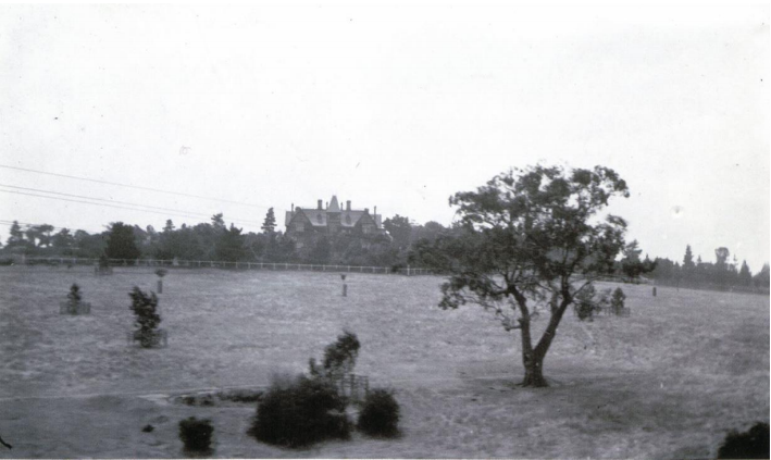 North Park Estate in 1906
